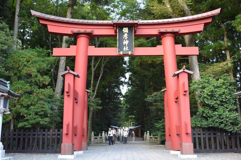 日本一周18日目【新潟2】彌彦神社