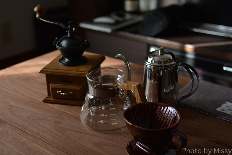 美味しいコーヒーのいれ方 マニュアルドリップ講座