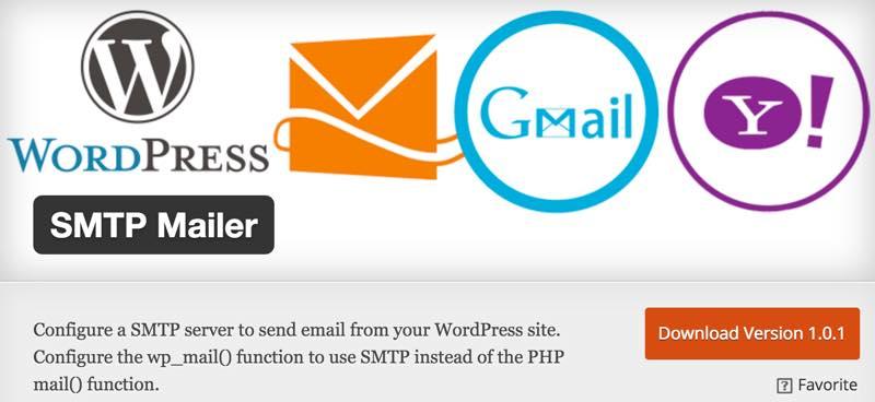 SMTP Mailer