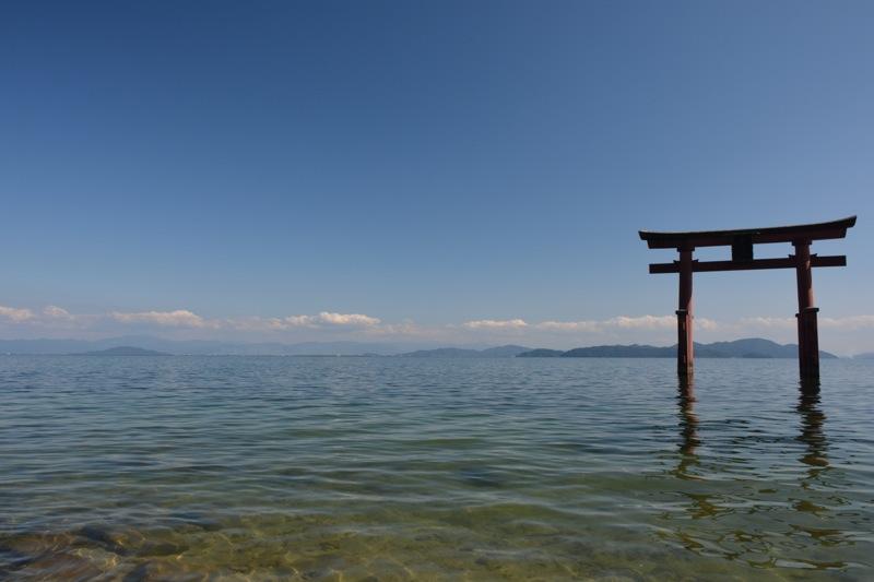 日本一周28日目【福井・滋賀】東尋坊と白鬚神社