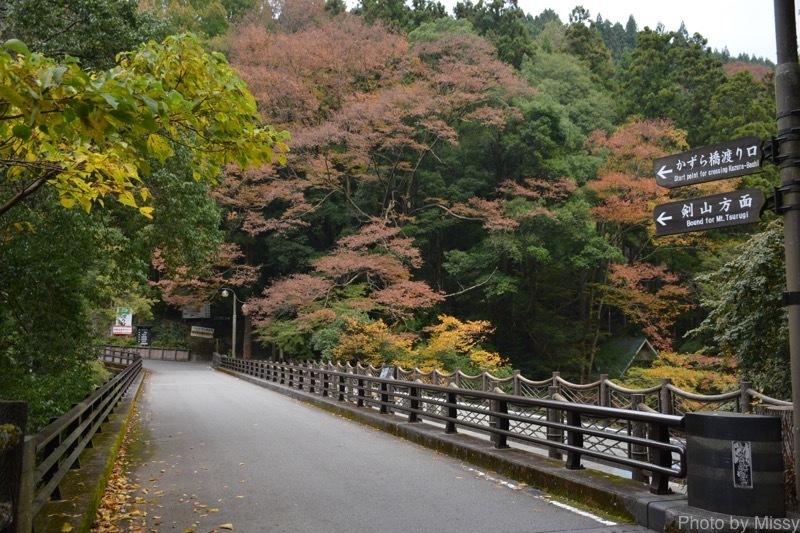 日本一周58日目 【徳島】日本三大秘境・祖谷と うだつの街なみ