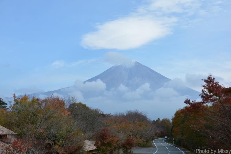 日本一周68日目【静岡】富士山と最後の車中泊