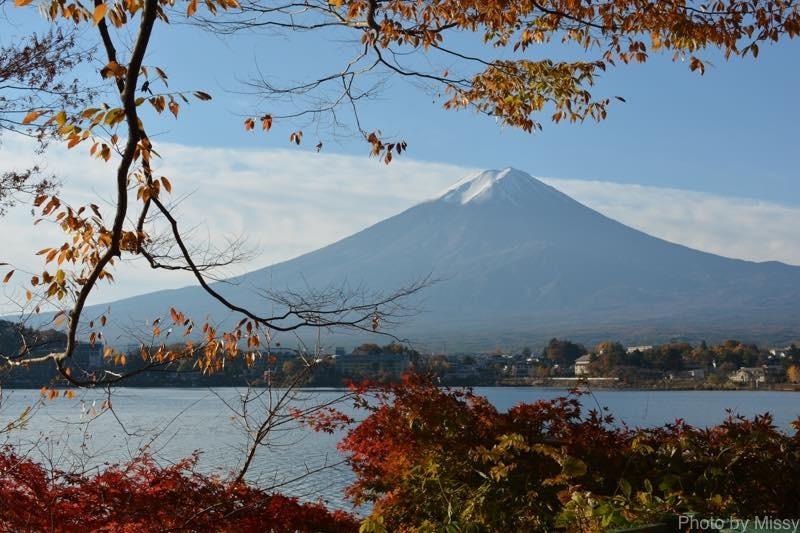 日本一周69日目 【山梨】霊峰富士と河口湖
