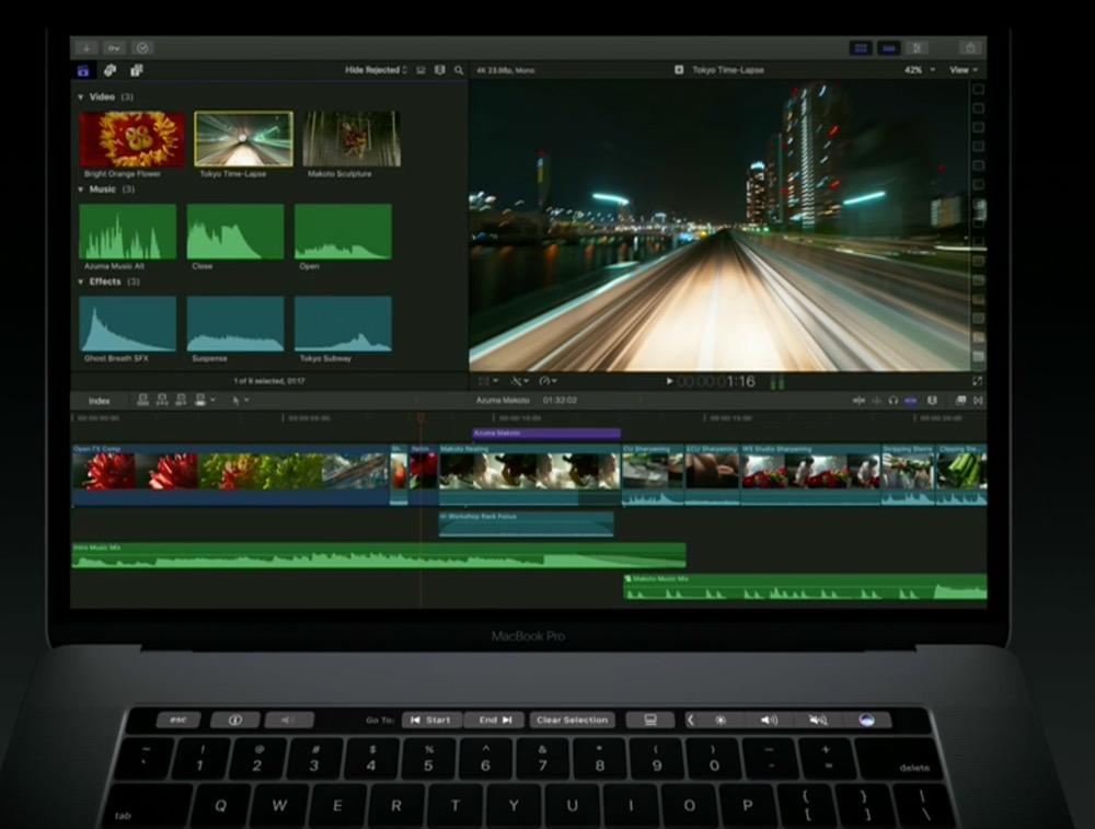 新型MacBook Pro15インチ(Late2016)を注文したよ