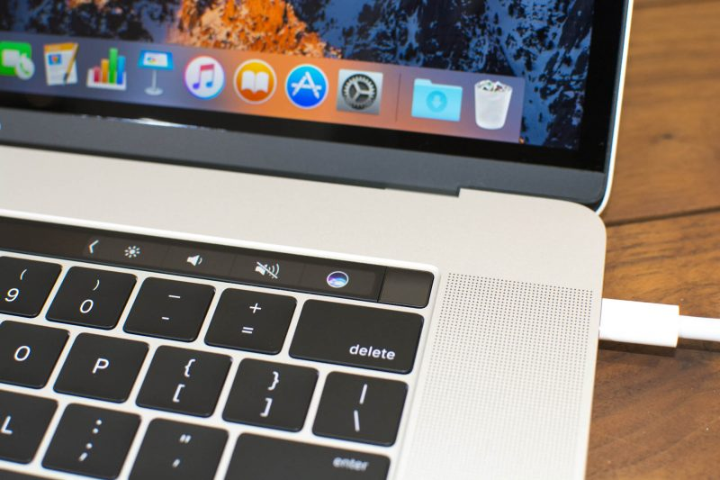 MacBookPRO タッチID