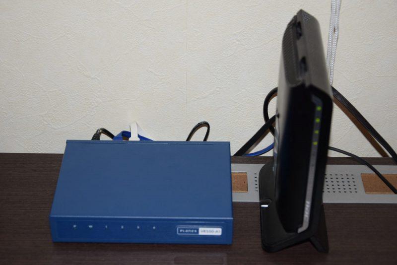 VPNルーター VR500-A1