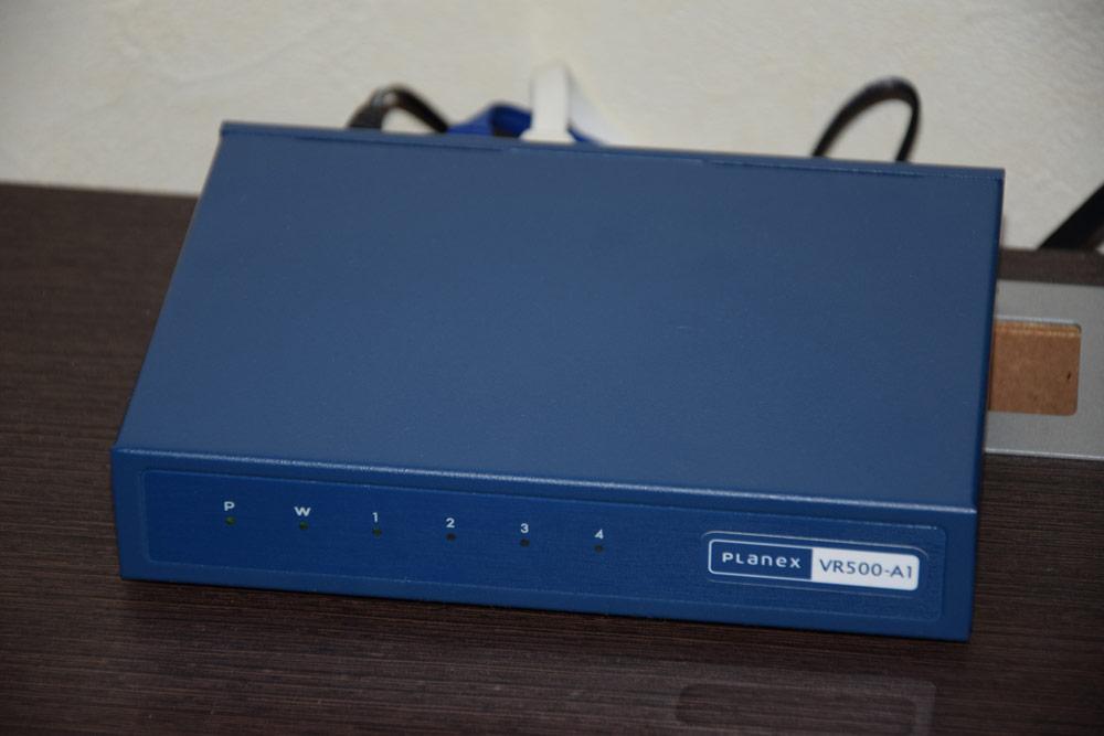 SOHO最強のおすすめVPNルーター VR500-A1 を徹底レビュー!