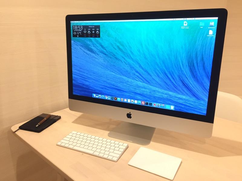iMac Retina 5K 買い時は今! 2017年に購入したLate2015モデルをレビュー