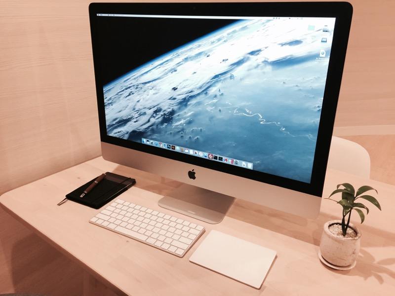 iMac Retina 5K のベンチマーク FusionDriveは爆速だった!