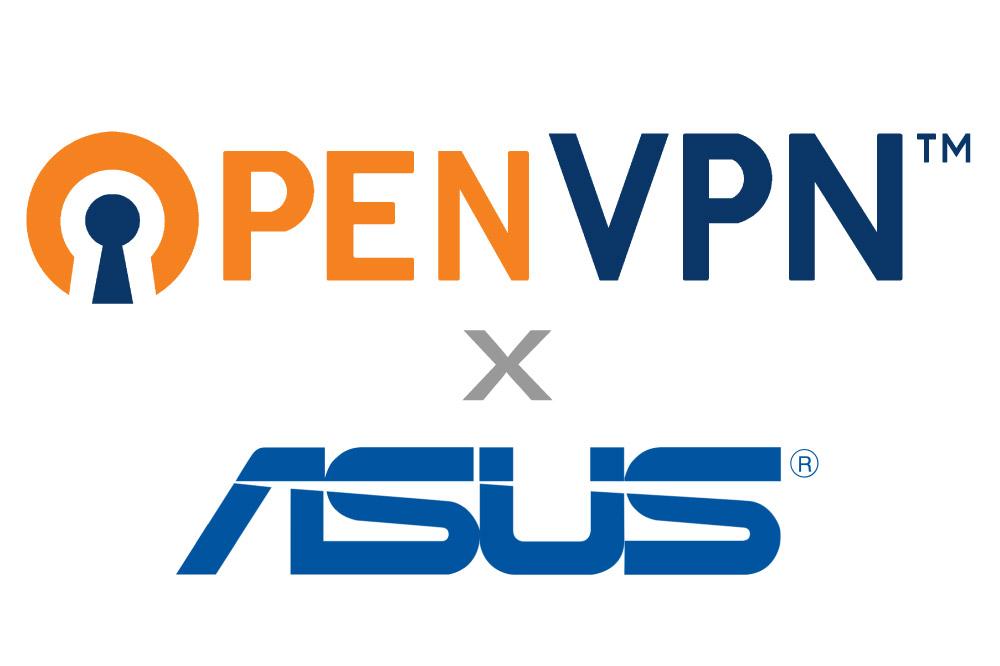 ASUSの無線ルーターでOPEN VPNを設定する方法