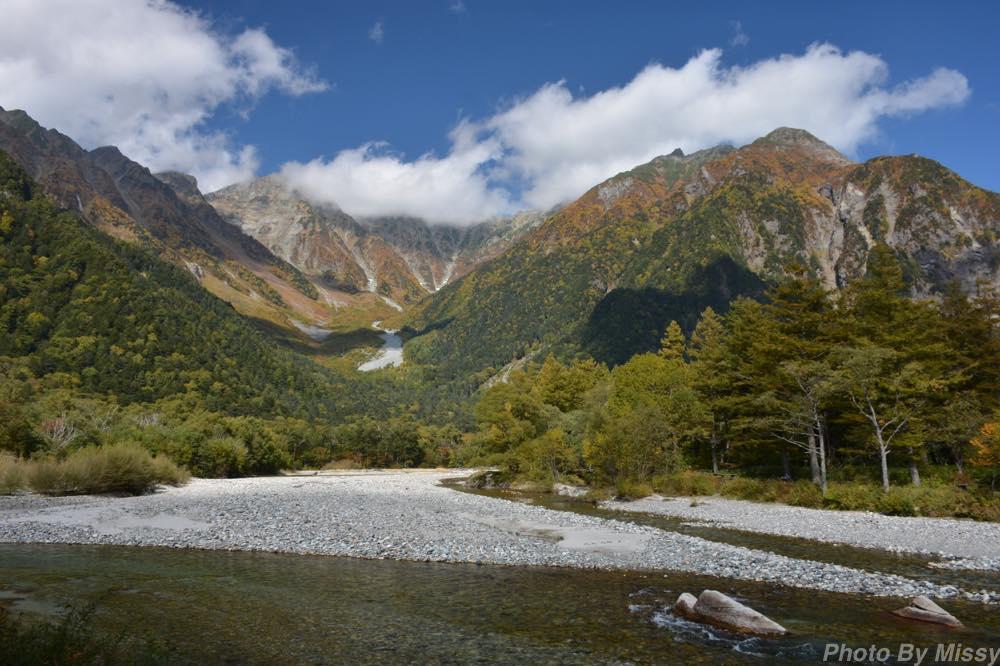 日本一周21日目 【長野3】上高地の景色に魅了される!