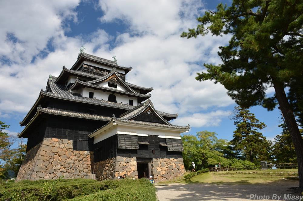 日本一周35日目 【島根】松江城と出雲大社へ