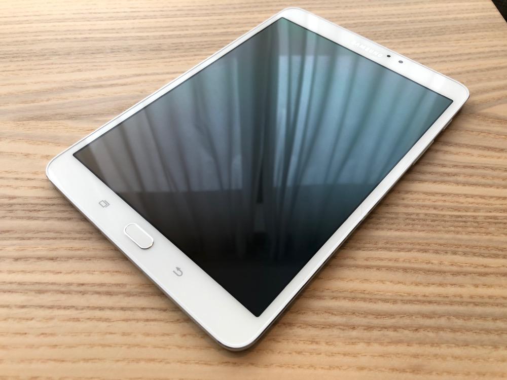 8インチ最軽量タブレット Galaxy Tab S2 8.0 SM-T713 レビュー!