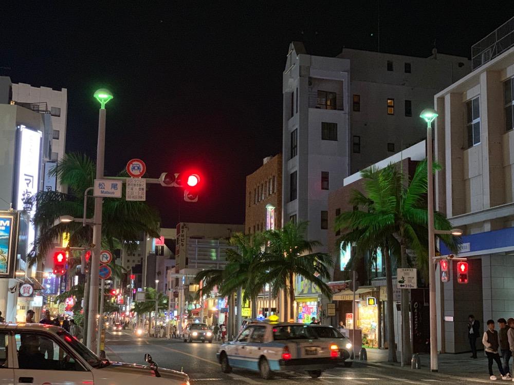 2019 日本一周車旅 沖縄4 瀬長島ウミカジテラスと那覇の夜